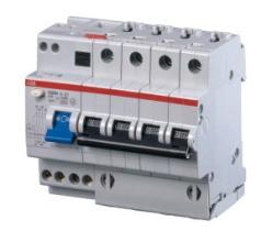 ABB ABemessungsabschaltvermögen nach IEC 60947-210 kAFrequenz50/60 HzAuslösecharakteristikCMitscha
