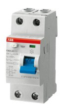 ABB ACSelektiver- FI-Schalter F204AC-100/0,5
