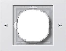 GIRA 021166 Rahmen 1-fach, TX_44, rws