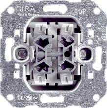 GIRA 010800 Wippschalter Wechsel/Wechsel Einsatz
