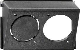GIRA 005500 Einsatz Datenhaube XLR Zub.