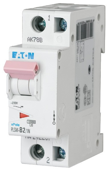 EATON LS-Schalter 2A/1pol+N/C