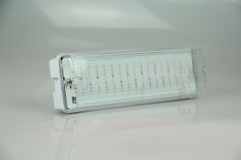 SPEKTRA CIVILIGHT SP-NL-7W-3h-AT LED Notleuchte,Auto Test,7W,440lm,NL 190 >3h,IP65,SK1