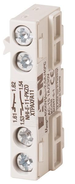 EATON Hilfsschalter NHI-PKZ0 1S+1O