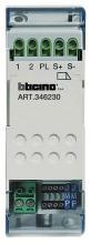 BTICINO 346230 Türöffnerrelais Digital REG
