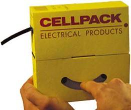 CELLPACK SB 9-3 SW 10M Schrumpfschlauchbox ohne Kleber schwarz
