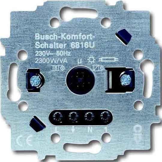 BUSCH&JAEGER 6816 U Komfortschalter