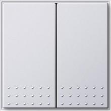 GIRA 012566 Tast-Serienschalter, TX_44, reinweiss