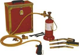 CELLPACK CPB 6 Schrumpfbrenner-Garnitur mit Gas