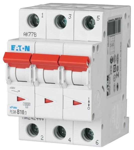 EATON LS-Schalter 10A/3pol/C