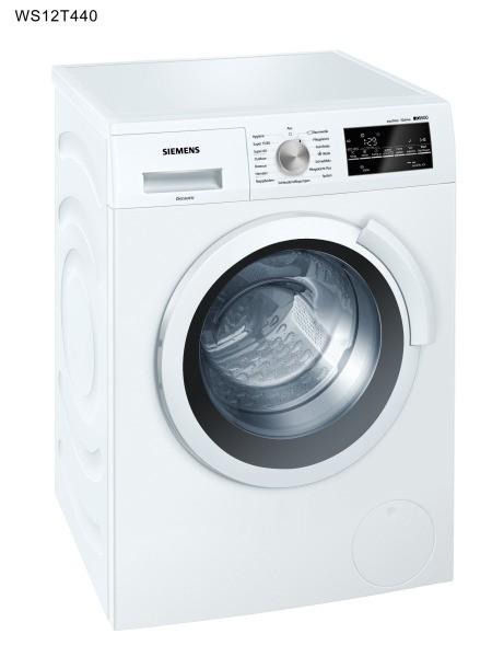 SIEMENS BSHG WS12T440 Waschmaschine