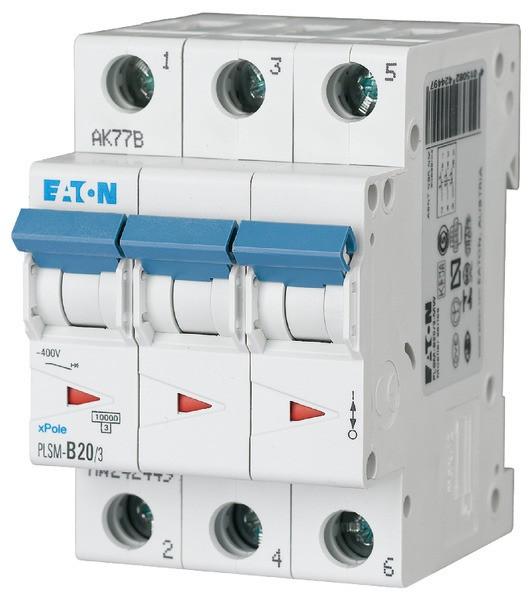 EATON LS-Schalter 20A/3pol/C