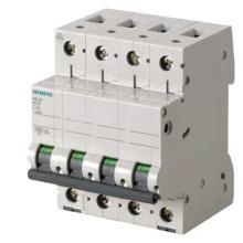 SIEMENS LV LS-Schalter 6kA 3+N-pol C16