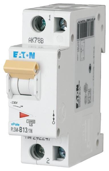 EATON LS-Schalter 13A/1pol+N/B