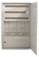 MEHLER AMZV3-4CST30TN Zählerverteiler AP,3ZP,3x34TE,STEWEAG,B775xH1210xT240mm