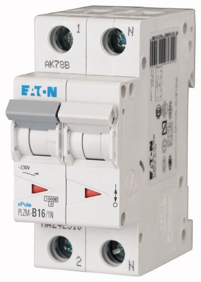 EATON PLZM-B16/1N-MW Leitungsschutzschalter