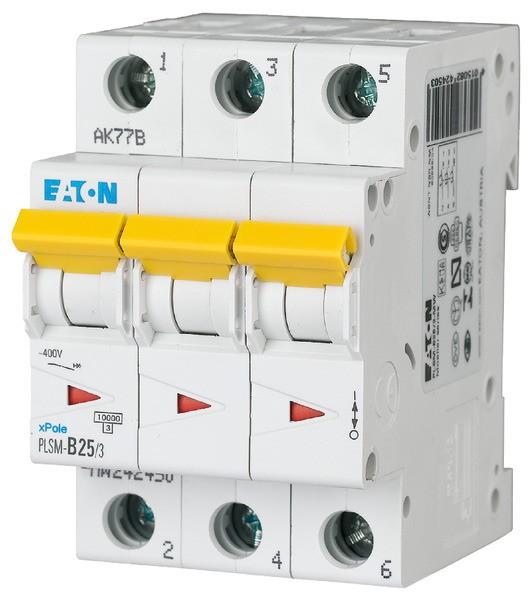 EATON LS-Schalter 25A/3pol/C
